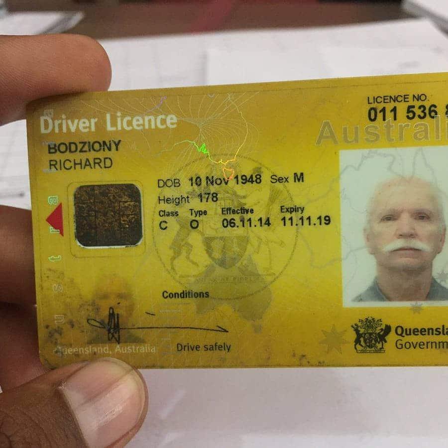 Australian passport for sale